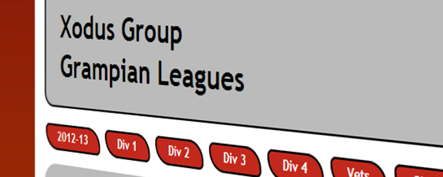 Xodus Group Grampian Leagues